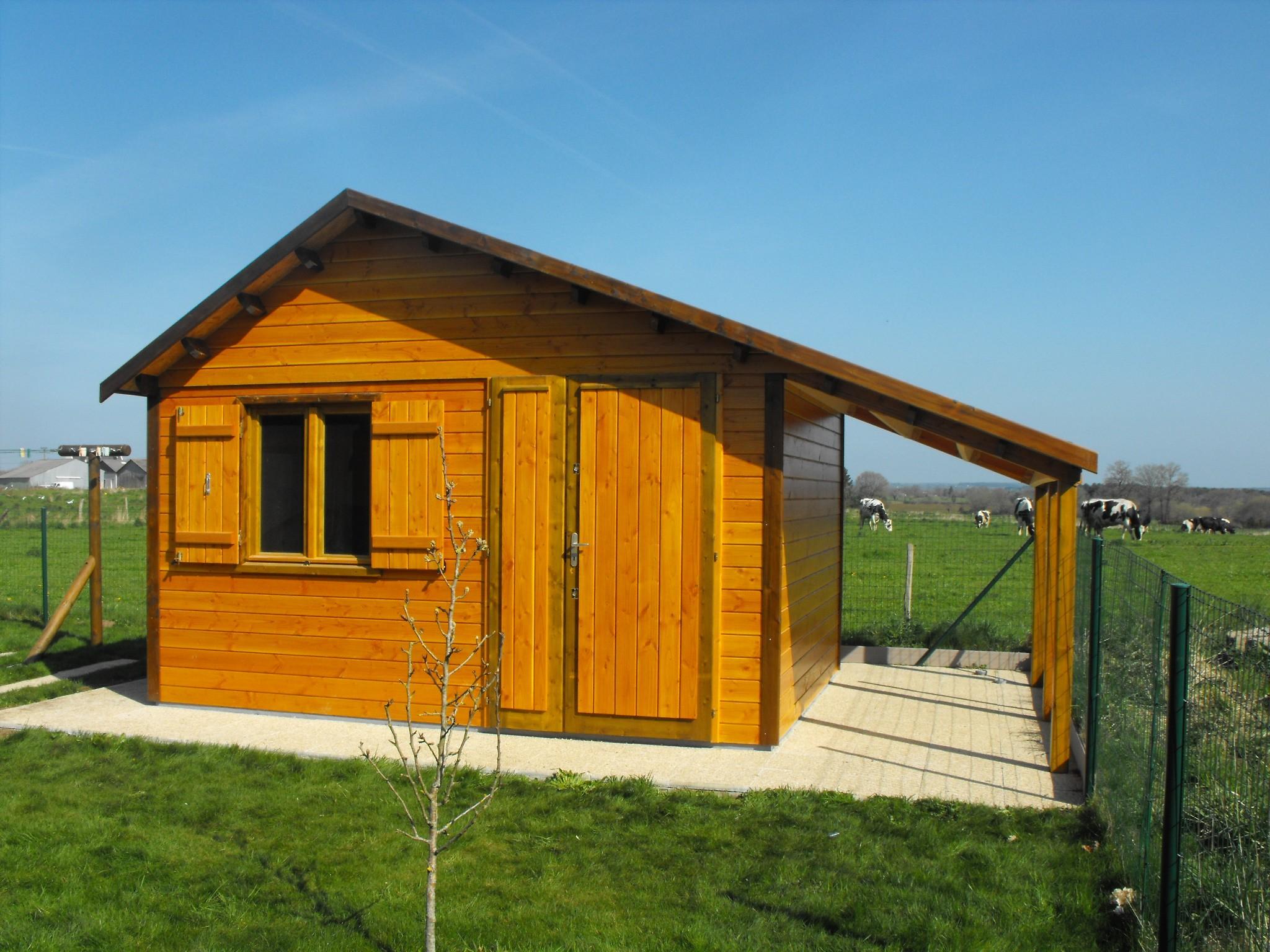 exemples et mod les d 39 abris de jardin en bois et abris de jardin pvc menuiserie de l 39 ouest. Black Bedroom Furniture Sets. Home Design Ideas