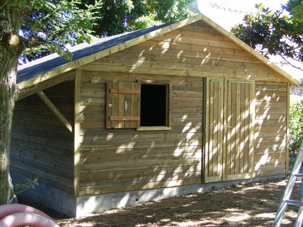 exemples et mod les de garages et garages double en bois menuiserie de l 39 ouest. Black Bedroom Furniture Sets. Home Design Ideas