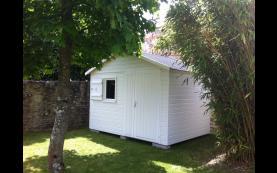 cabane de jardin luxe