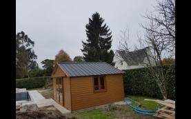 cabane de jardin de qualité