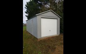 garage en bois haut de gamme
