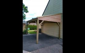 carport bois bretagne