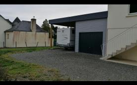 garage toit plat haute qualité